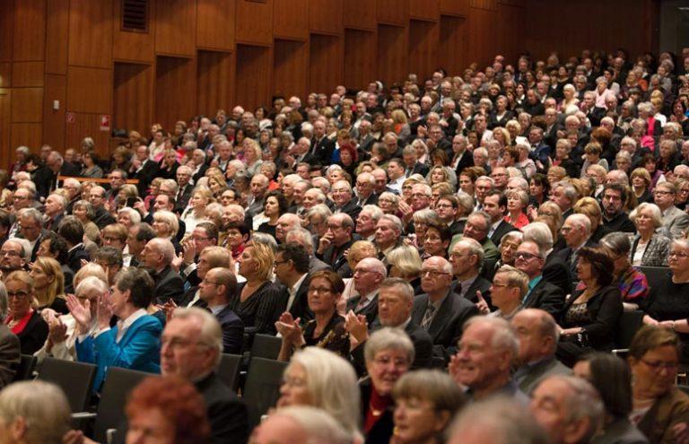 Duisburger Philharmoniker Publikum